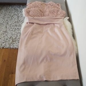 Pink/Rose formal Dress